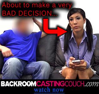 Casting Couch Amateur Porn